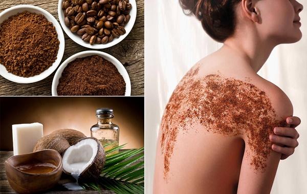 Mặt nạ dầu dừa và cà phê giúp cung cấp độ ẩm cần thiết nuôi dưỡng làn da từ bên trong, đồng thời ngăn chặn quá trình lão hóa