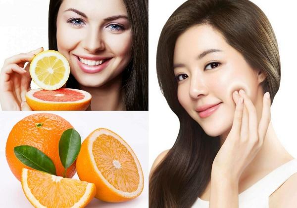Mặt nạ từ vỏ cam giúp làm mới các tế bào bị mòn và ngăn ngừa sự hình thành các nếp nhăn.