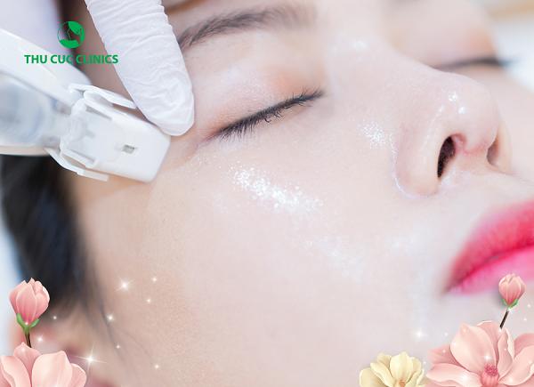 Sau 1 liệu trình cấy collagen tươi, chị em sẽ sở hữu được làn da căng bóng, sáng mịn tự nhiên.