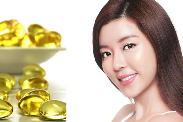 Vitamin e sẽ làm giảm những tác động của ánh nắng mặt trời và giúp cải thiện độ đàn hồi da, làm cho nó săn chắc hơn.