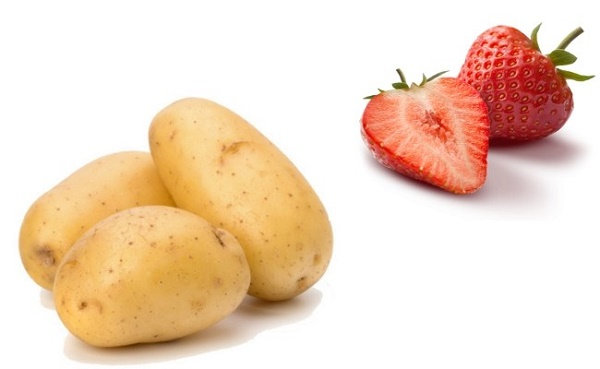 Mặt nạ từ khoai tây giúp loại bỏ mụn, vết thâm, dưỡng da mịn màng và tươi sáng tự nhiên.