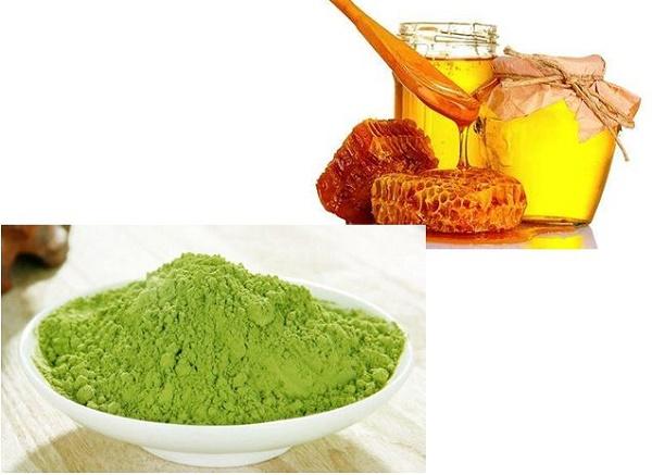 Mặt nạ bột trà xanh và mật ong thích hợp cho làn da nhạy cảm và da dầu mụn vì có khả năng loại bỏ vết thâm do mụn.