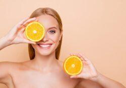 Những cách làm trắng da mặt bằng vitamin C