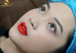 Sử dụng son cho môi thâm có phải cách ngụy trang tốt nhất?