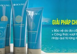 Sundefence – Dòng sản phẩm chống nắng hiệu quả