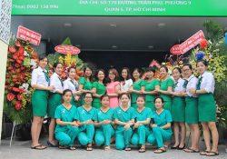 Để đáp ứng nhu cầu làm đẹp của các chị em Sài Gòn, ngoài khai trương cơ sở mới ở quận 4, Thu Cúc Clinics tiếptujcc khai trương thêm cơ sở mới ở quận 5 Tp.Hồ Chí Minh.