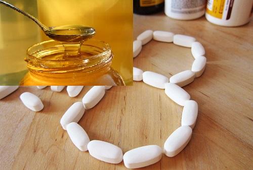 Sử dụng hỗn hợp mật ong, vitamin B1 tắm trắng tại nhà đem đến hiệu quả tại nhà