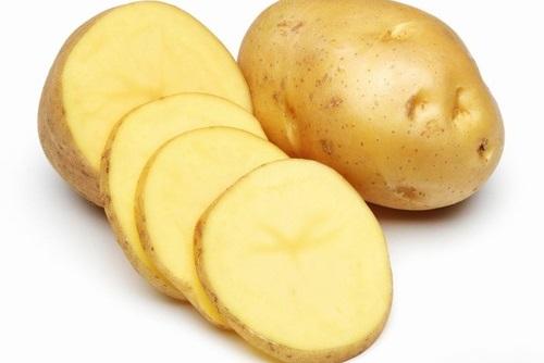 Khoai tây chứa nhiều dưỡng chất đem đến khả năng dưỡng trắng da tại nhà