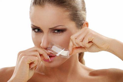 Dùng kem tẩy lông có thể khiến da bị dị ứng
