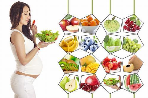 Tăng cường bổ sung các loại thực phẩm tốt cho da là cách để không bị rạn da khi mang bầu.